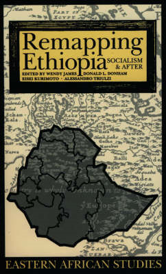 Remapping Ethiopia: Socialism and After (BOK)