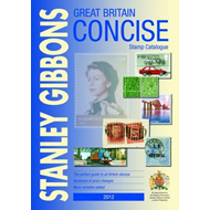 Great Britain Concise 2012 (BOK)