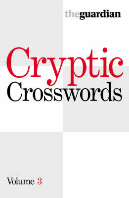 Guardian Cryptic Crosswords (BOK)