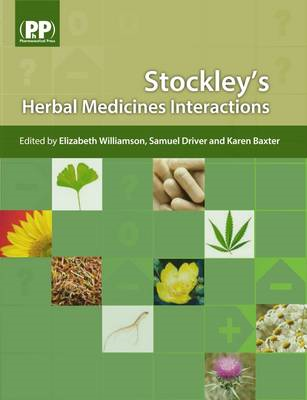 Stockley's Herbal Medicines Interactions (BOK)