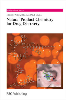 Natural Product Chemistry for Drug Discovery (BOK)