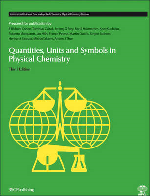 Quantities, Units and Symbols in Physical Chemistry (BOK)