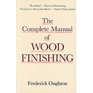 The Complete Manual of Wood Finishing (BOK)