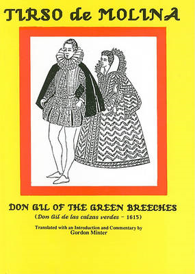 Don Gil of the Green Breeches (BOK)
