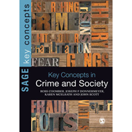 Key Concepts in Crime and Society (BOK)
