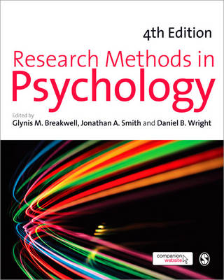 Research Methods in Psychology (BOK)
