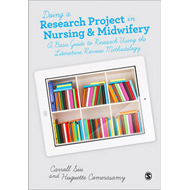 Doing a Research Project in Nursing and Midwifery (BOK)
