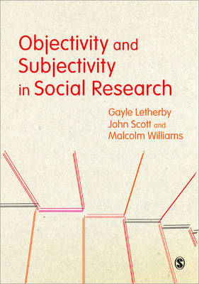 Objectivity and Subjectivity in Social Research (BOK)