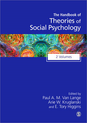 Handbook of Theories of Social Psychology (BOK)