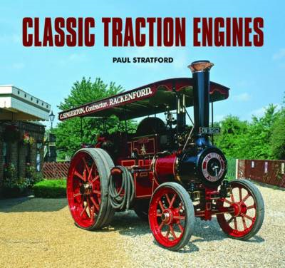 Classic Traction Engines (BOK)