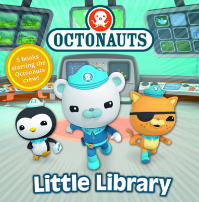 Octonauts Little Library (BOK)