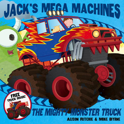 Jack's Mega Machines: Mighty Monster Truck (BOK)