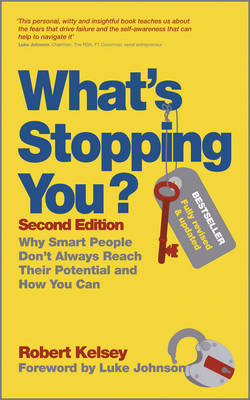 What's Stopping You? (BOK)