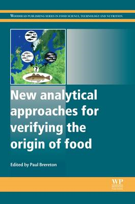 New Analytical Approaches for Verifying the Origin of Food (BOK)