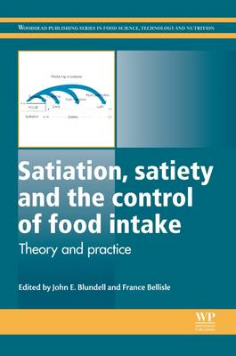 Satiation, Satiety and the Control of Food Intake (BOK)
