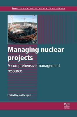 Managing Nuclear Projects (BOK)