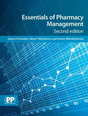 Essentials of Pharmacy Management (BOK)