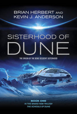 Sisterhood of Dune (BOK)