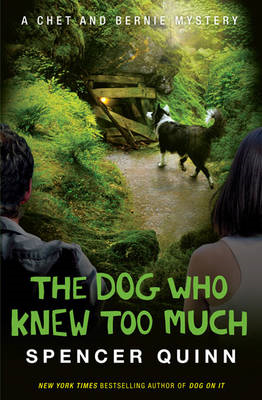 The Dog Who Knew Too Much (BOK)