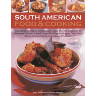 South American Food & Cooking (BOK)
