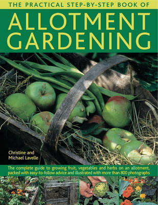 Practical Step-by-Step Book of Allotment Gardening (BOK)