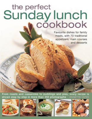 Perfect Sunday Lunch Cookbook (BOK)