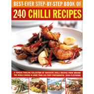Best-Ever Step-by-Step Book of 240 Chilli Recipes (BOK)