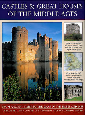 Castles & Great Houses of the Middle Ages (BOK)
