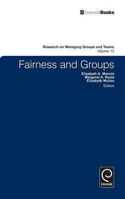 Fairness and Groups (BOK)