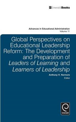 Global Perspectives on Educational Leadership Reform: The Development and Preparation of Leaders of (BOK)