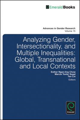 Analyzing Gender, Intersectionality, and Multiple Inequalities: Global-transnational and Local Conte (BOK)