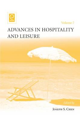 Advances in Hospitality and Leisure: Vol. 7 (BOK)
