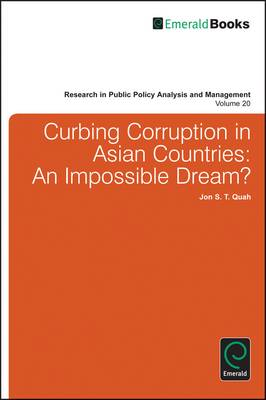 Curbing Corruption in Asian Countries: An Impossible Dream? (BOK)