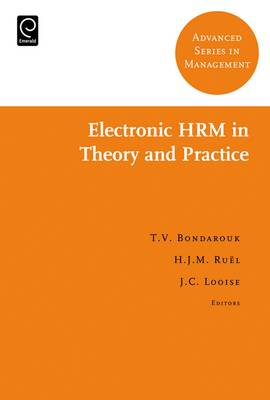 Electronic HRM in Theory and Practice (BOK)