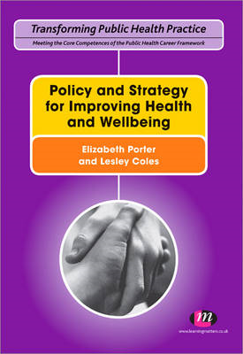 Policy and Strategy for Improving Health and Wellbeing (BOK)