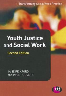 Youth Justice and Social Work (BOK)