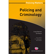 Policing and Criminology (BOK)