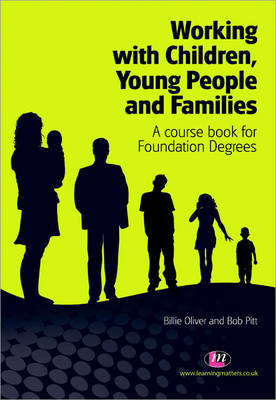 Working with Children, Young People and Families (BOK)
