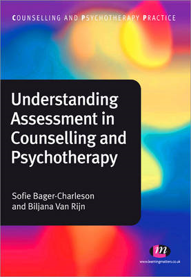 Understanding Assessment in Counselling and Psychotherapy (BOK)