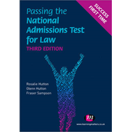 Passing the National Admissions Test for Law (LNAT) (BOK)