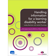 Handling Information for a Learning Disability Worker (BOK)