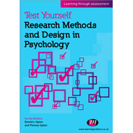 Test Yourself: Research Methods and Design in Psychology (BOK)