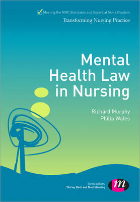 Mental Health Law in Nursing (BOK)