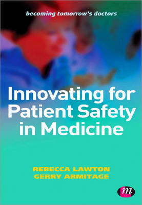 Innovating for Patient Safety in Medicine (BOK)