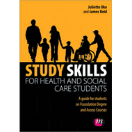 Study Skills for Health and Social Care Students (BOK)