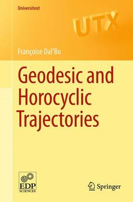 Geodesic and Horocyclic Trajectories (BOK)