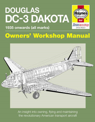 Douglas DC-3 Dakota Manual (BOK)