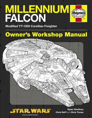 Millennium Falcon Manual (BOK)