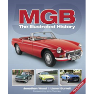 MGB: The Illustrated History (BOK)