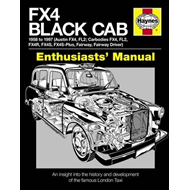 FX4 Black Cab Manual: An Insight into the History and Development of the Famous London Taxi (BOK)